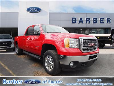 2013 Sierra 3500 Crew Cab 4x4, Pickup #9755A - photo 1
