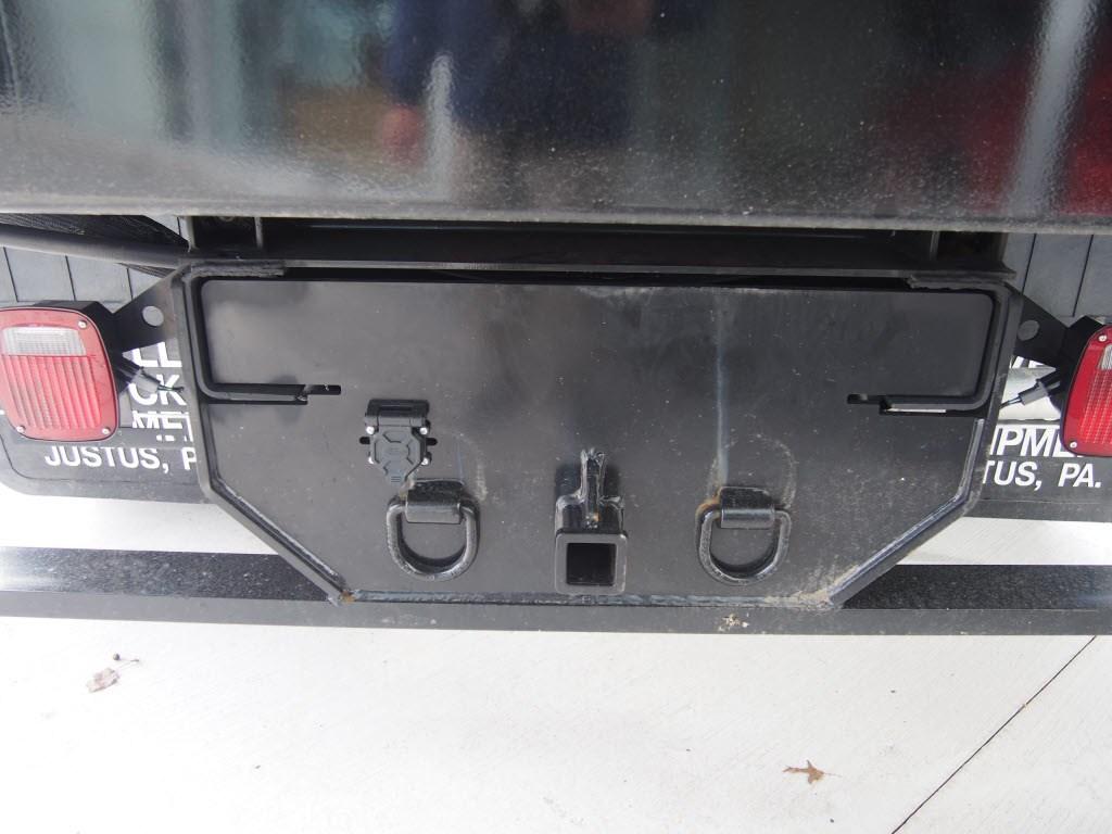 2019 F-350 Regular Cab DRW 4x4,  Galion Dump Body #9757T - photo 8