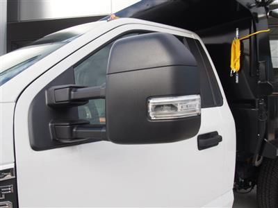 2019 F-350 Regular Cab DRW 4x4,  Galion Dump Body #9757T - photo 11
