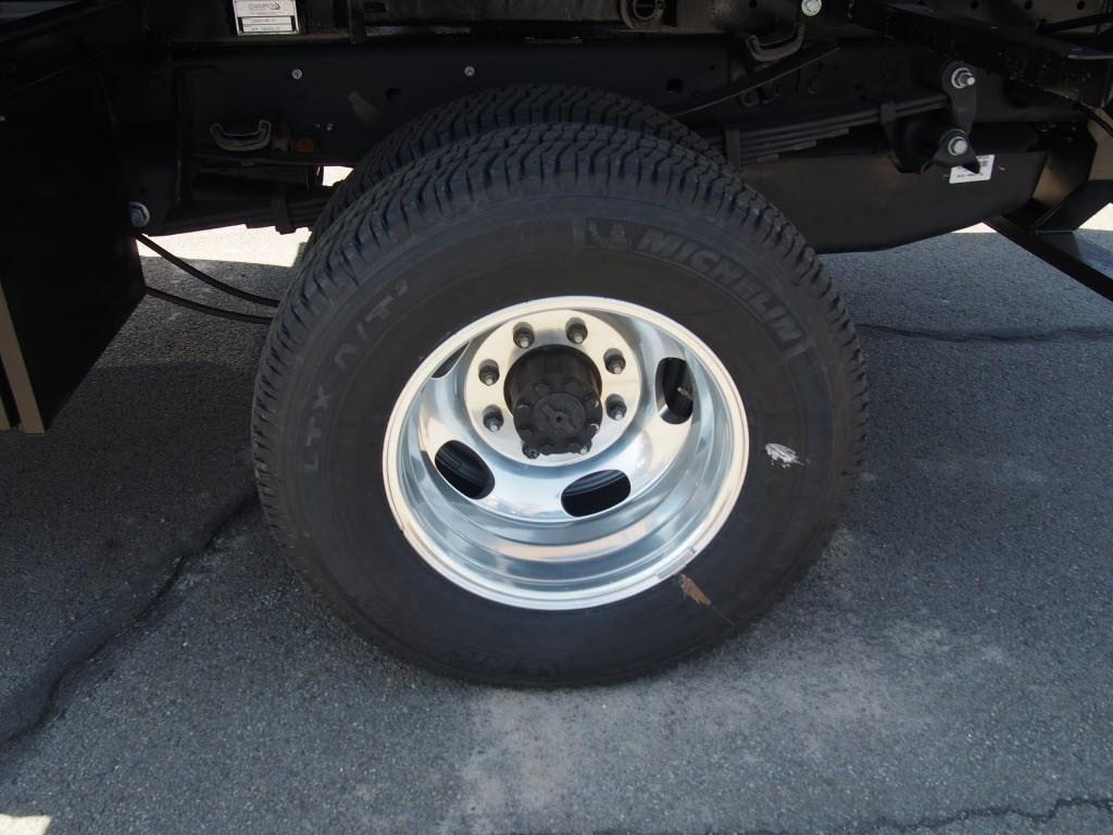2019 F-350 Regular Cab DRW 4x4,  Galion 100U Dump Body #9758T - photo 5