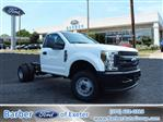 2019 F-350 Regular Cab DRW 4x4,  Cab Chassis #9759T - photo 1