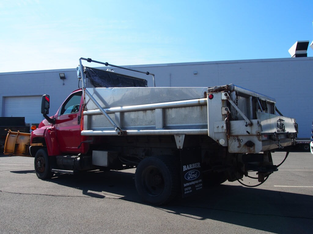 2009 C4500 Regular Cab 4x4,  Dump Body #9766A - photo 1