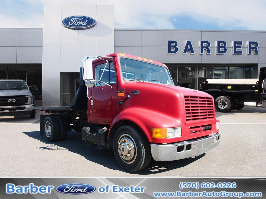 1996 International Truck 4x2,  Platform Body #9769A - photo 1