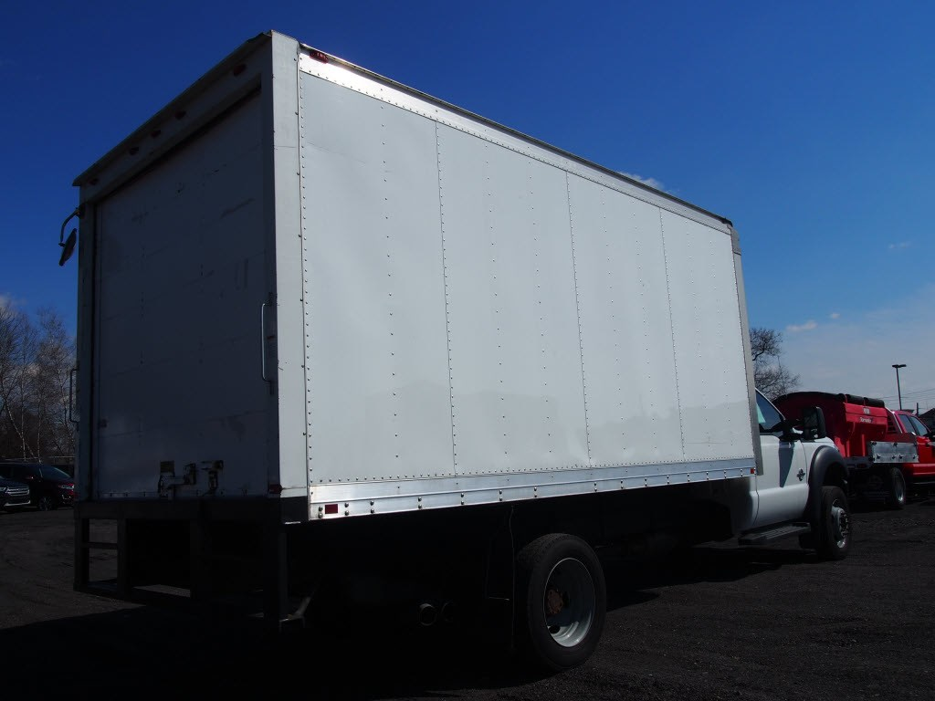 2012 F-450 Regular Cab DRW 4x2,  Dry Freight #9769M - photo 2