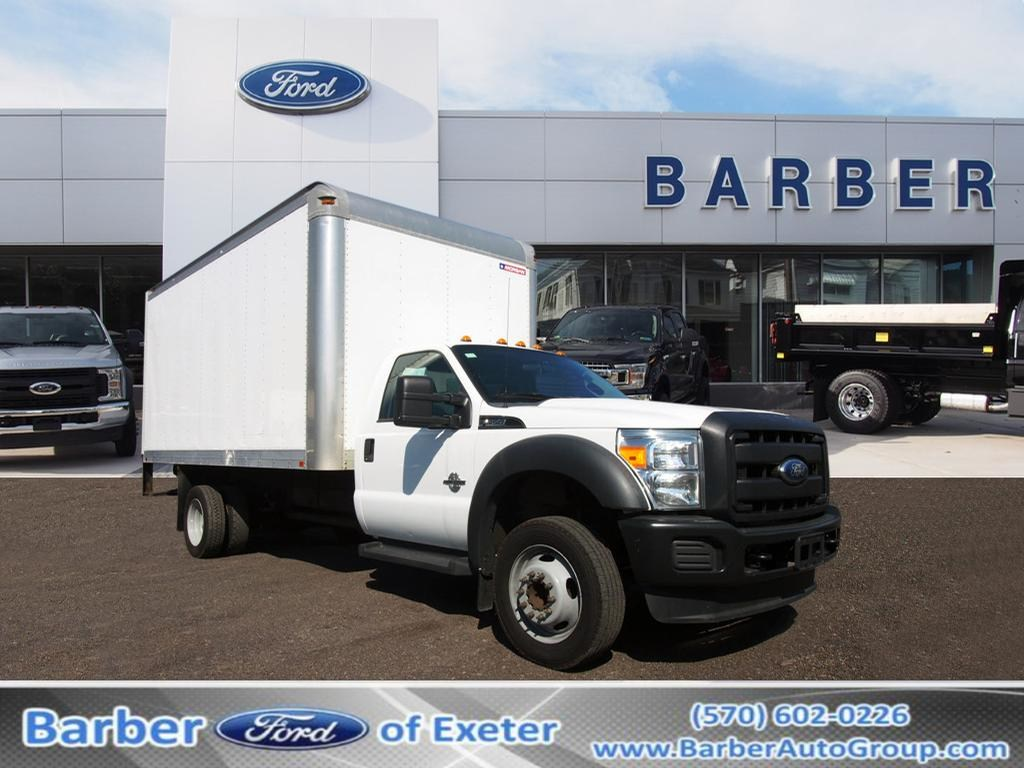 2012 F-450 Regular Cab DRW 4x2,  Dry Freight #9769M - photo 1