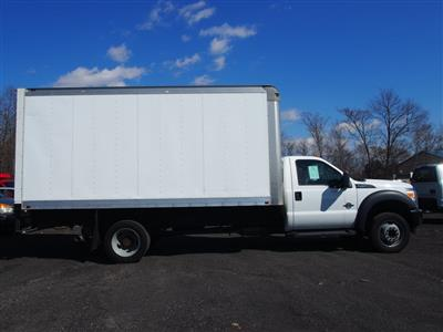 2012 F-450 Regular Cab DRW 4x2,  Dry Freight #9769M - photo 4