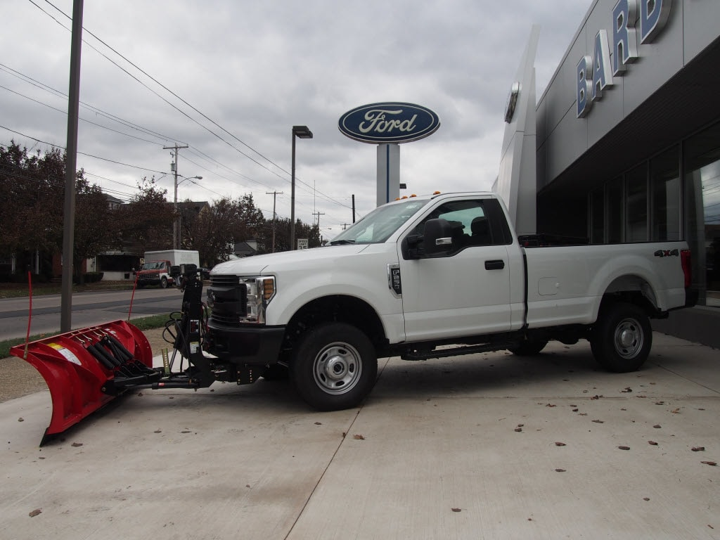2018 F-250 Regular Cab 4x4,  BOSS Snowplow Pickup #9772T - photo 4