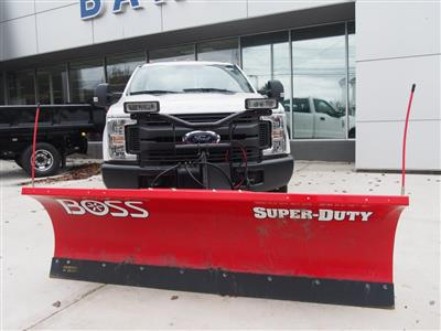 2018 F-250 Regular Cab 4x4,  BOSS Snowplow Pickup #9772T - photo 3