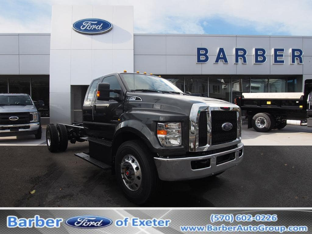 2019 F-750 Super Cab DRW 4x2,  Cab Chassis #9781T - photo 1