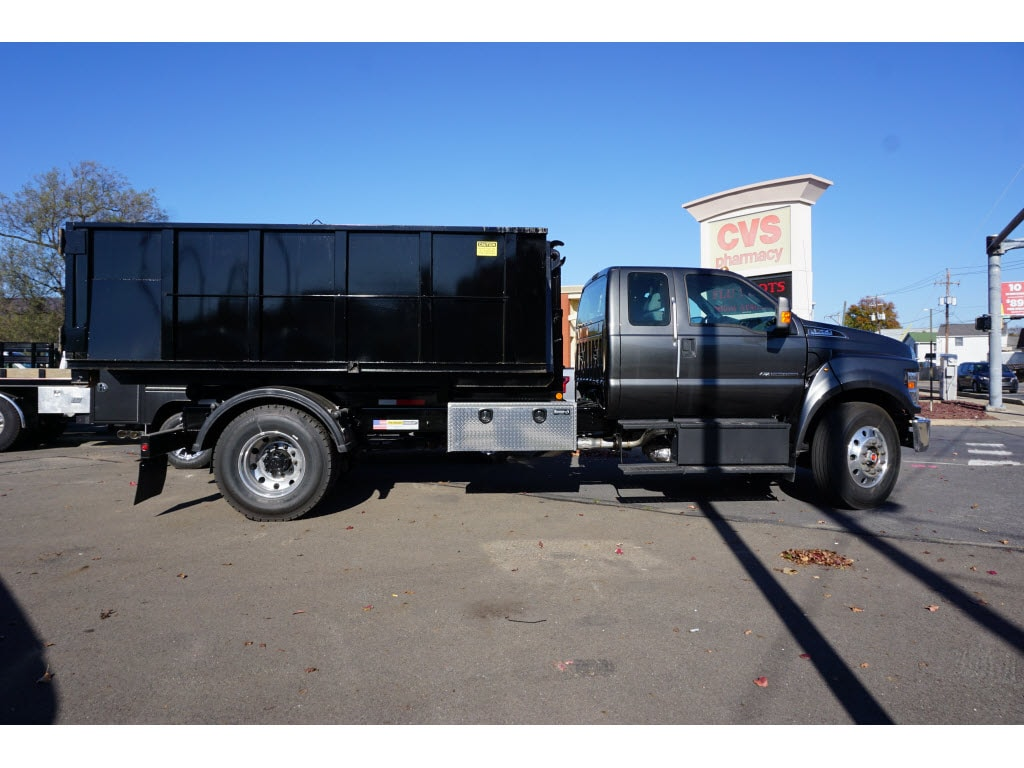 2019 F-750 Super Cab DRW 4x2, Palfinger Hooklift Body #9781T - photo 4
