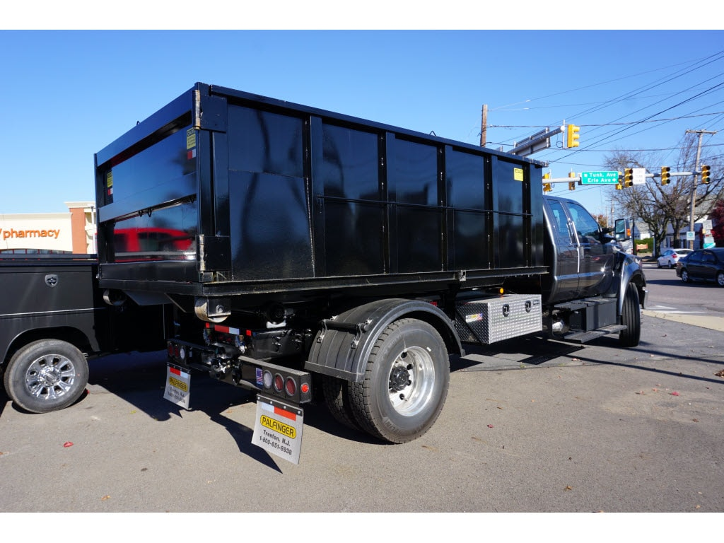 2019 F-750 Super Cab DRW 4x2, Palfinger Hooklift Body #9781T - photo 2
