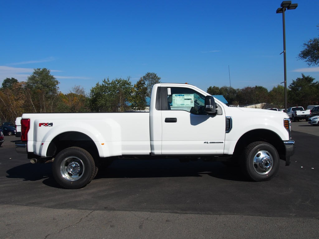 2019 F-350 Regular Cab DRW 4x4,  Pickup #9787T - photo 3