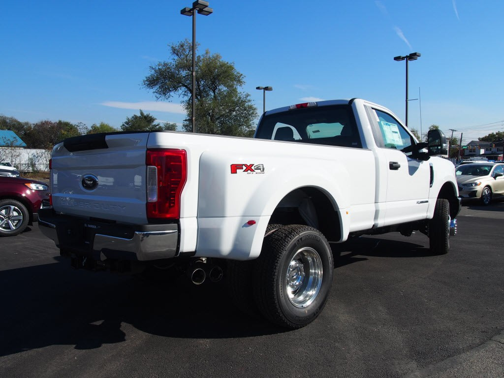 2019 F-350 Regular Cab DRW 4x4,  Pickup #9787T - photo 2