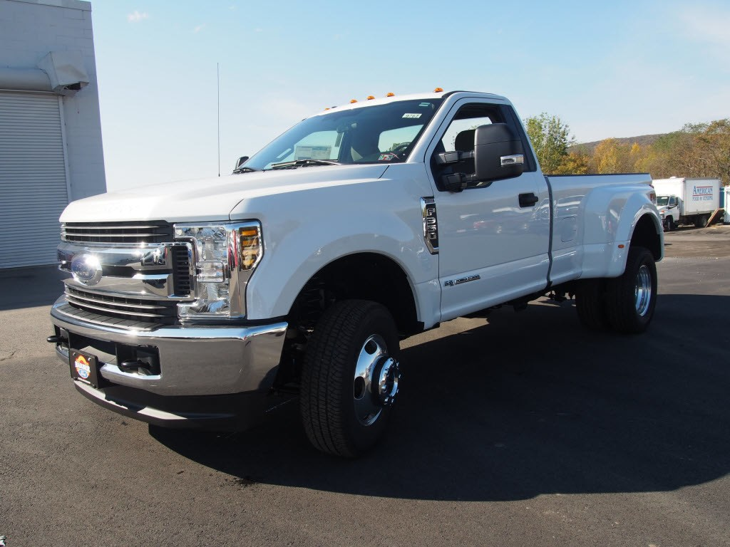 2019 F-350 Regular Cab DRW 4x4,  Pickup #9787T - photo 7