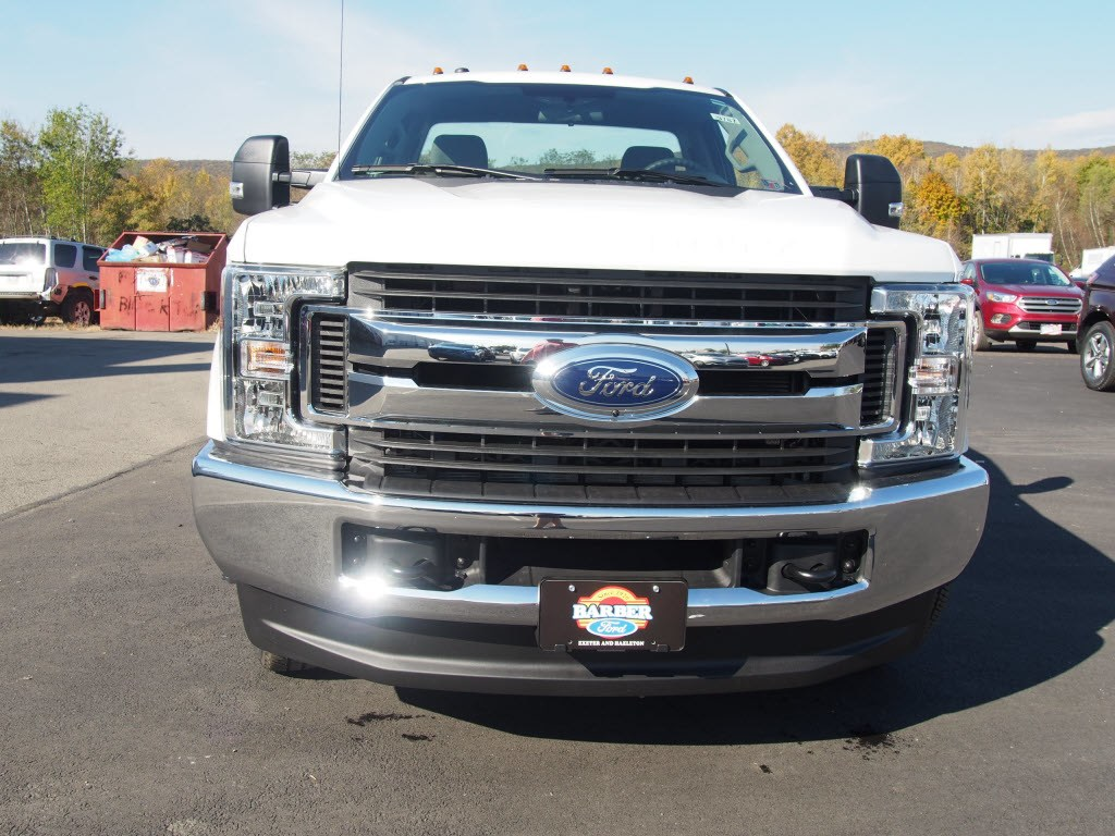 2019 F-350 Regular Cab DRW 4x4,  Pickup #9787T - photo 8
