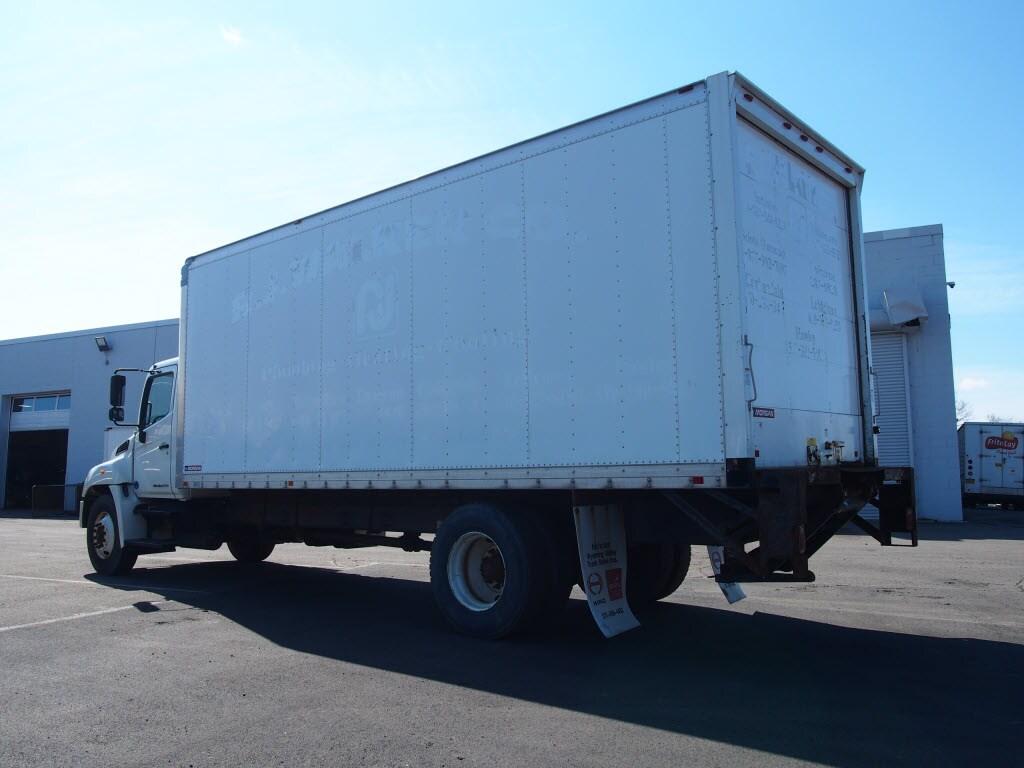 2011 Hino Truck,  Dry Freight #9788M - photo 1