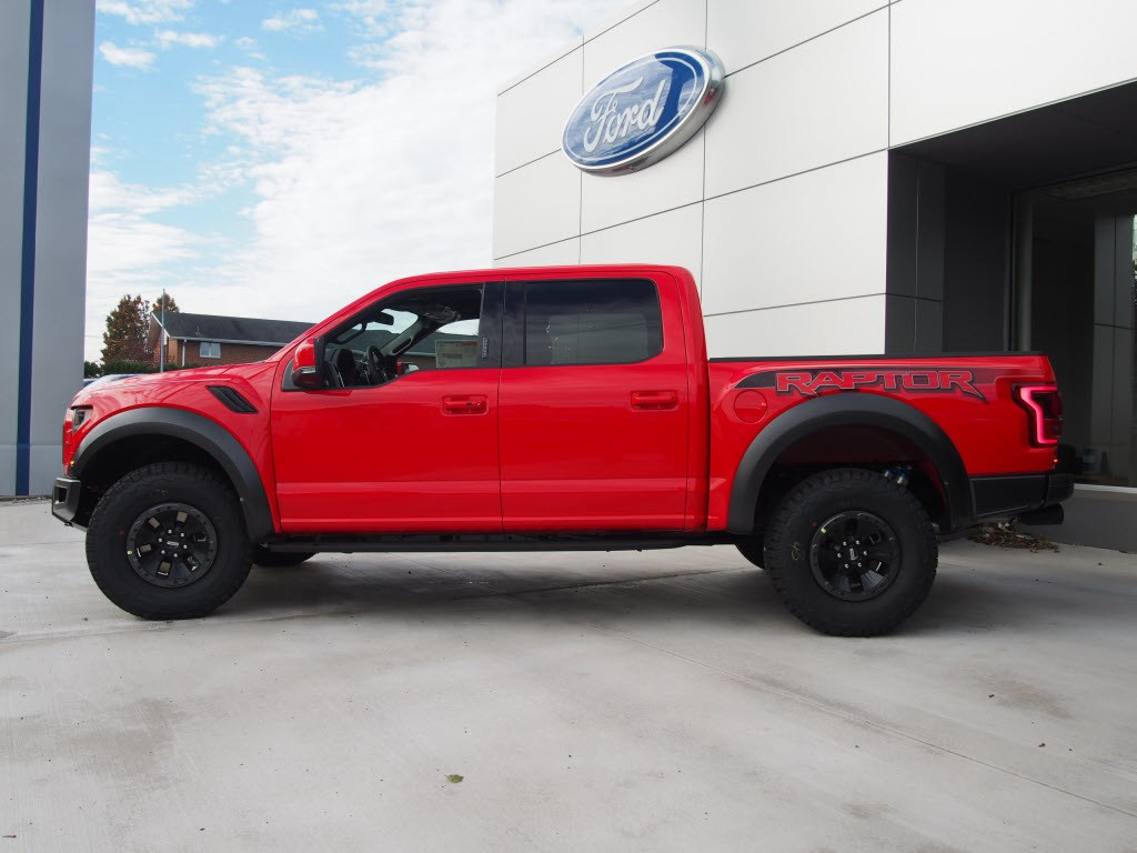 2018 F-150 SuperCrew Cab 4x4,  Pickup #9814T - photo 5