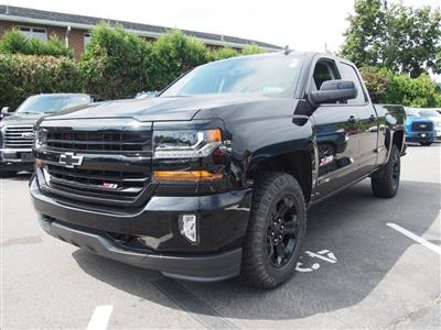 2017 Silverado 1500 Double Cab 4x4,  Pickup #9829A - photo 4