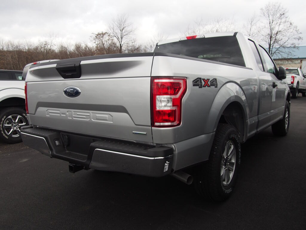 2019 F-150 Super Cab 4x4, Pickup #9856T - photo 1