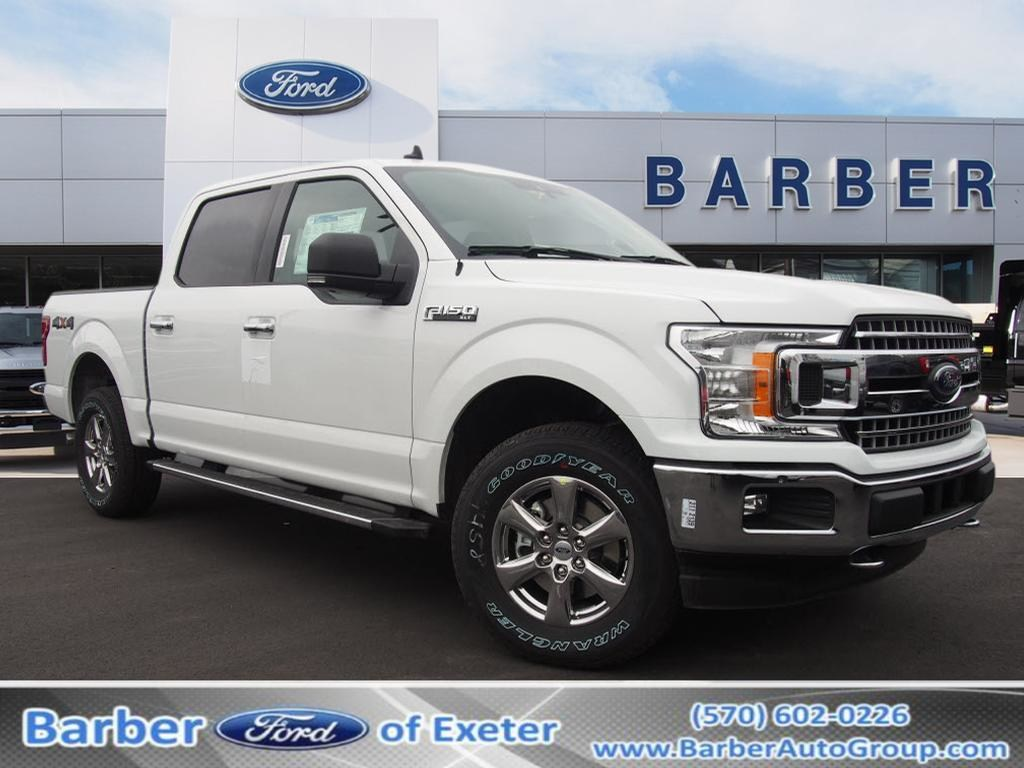 2019 F-150 SuperCrew Cab 4x4,  Pickup #9870T - photo 1