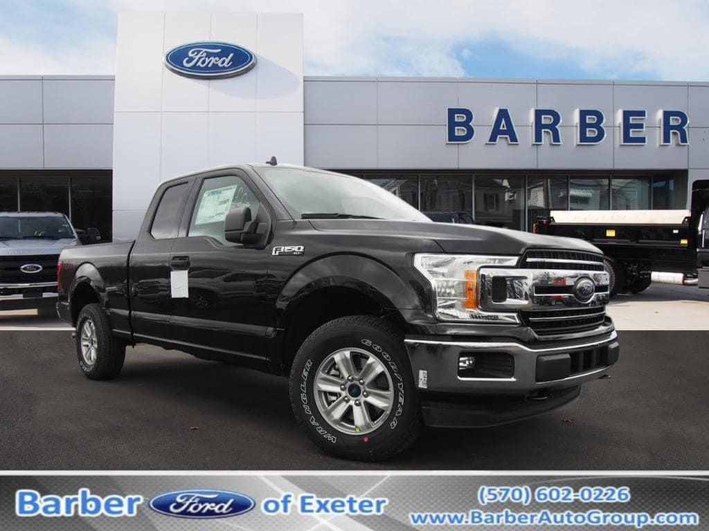2019 F-150 Super Cab 4x4,  Pickup #9873T - photo 1