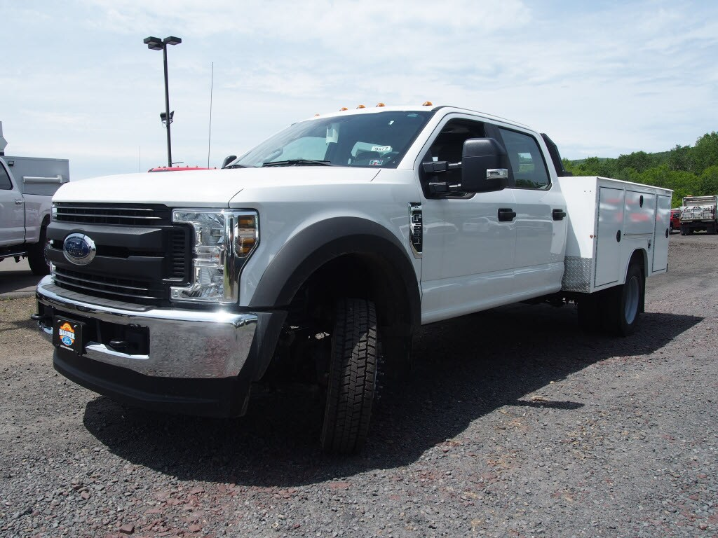 2019 F-550 Crew Cab DRW 4x4,  Duramag S Series Service Body #9877T - photo 4