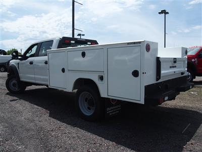 2019 F-550 Crew Cab DRW 4x4,  Duramag S Series Service Body #9877T - photo 6