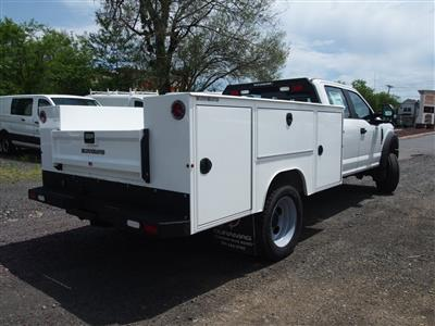 2019 F-550 Crew Cab DRW 4x4,  Duramag S Series Service Body #9877T - photo 2