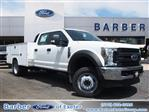2019 F-550 Crew Cab DRW 4x4,  Duramag S Series Service Body #9877T - photo 1