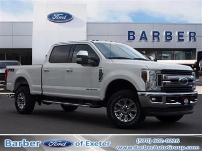 2019 F-250 Crew Cab 4x4,  Pickup #9885T - photo 1