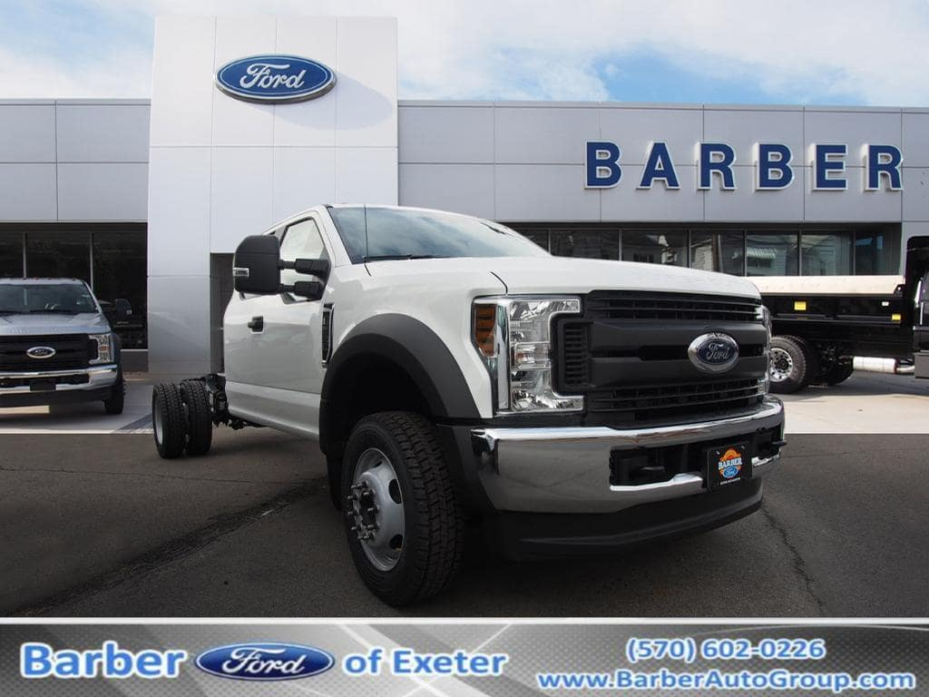 2019 F-550 Super Cab DRW 4x4,  Cab Chassis #9897T - photo 1