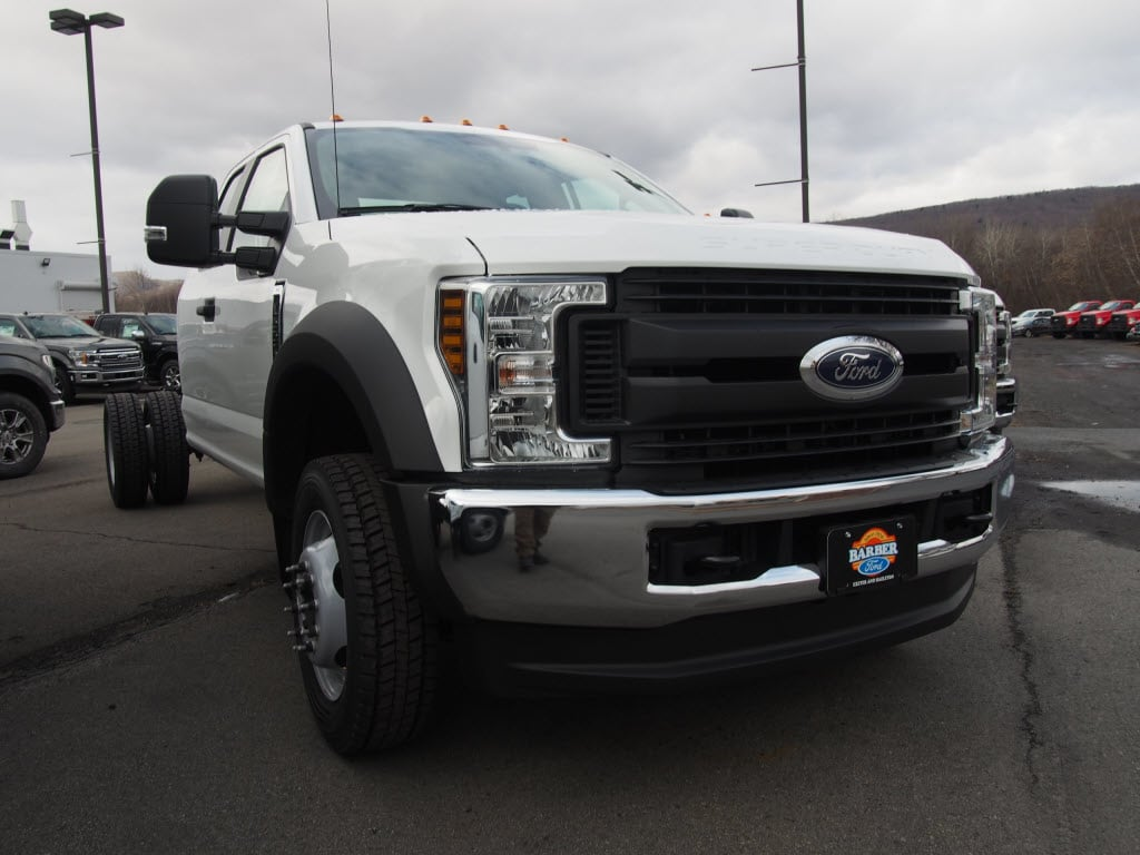 2019 F-550 Super Cab DRW 4x4,  Cab Chassis #9897T - photo 3