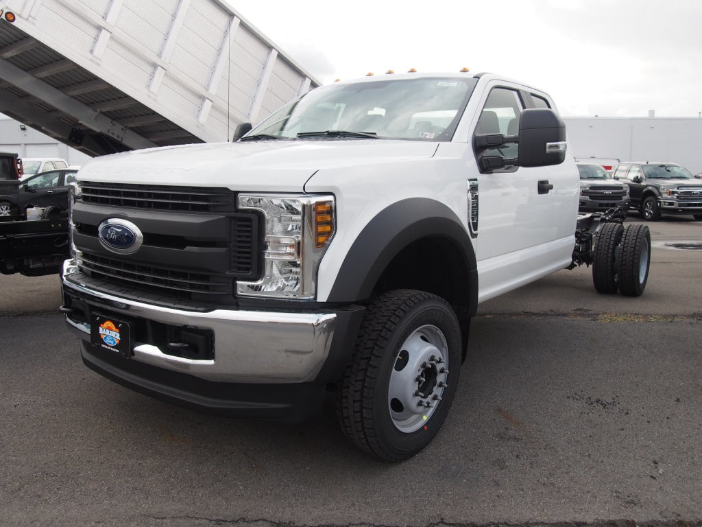 2019 F-550 Super Cab DRW 4x4,  Cab Chassis #9897T - photo 6