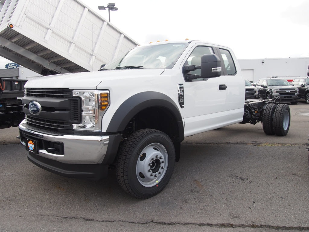 2019 F-550 Super Cab DRW 4x4,  Cab Chassis #9897T - photo 7