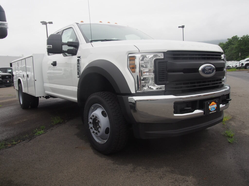 2019 F-550 Super Cab DRW 4x4,  Reading Service Body #9897T - photo 1