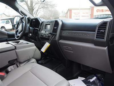 2019 F-550 Super Cab DRW 4x4,  Reading Classic II Aluminum  Service Body #9897T - photo 12