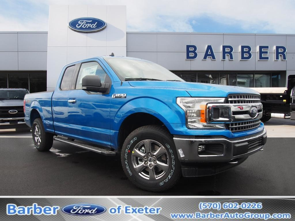 2019 F-150 Super Cab 4x4,  Pickup #9905T - photo 1