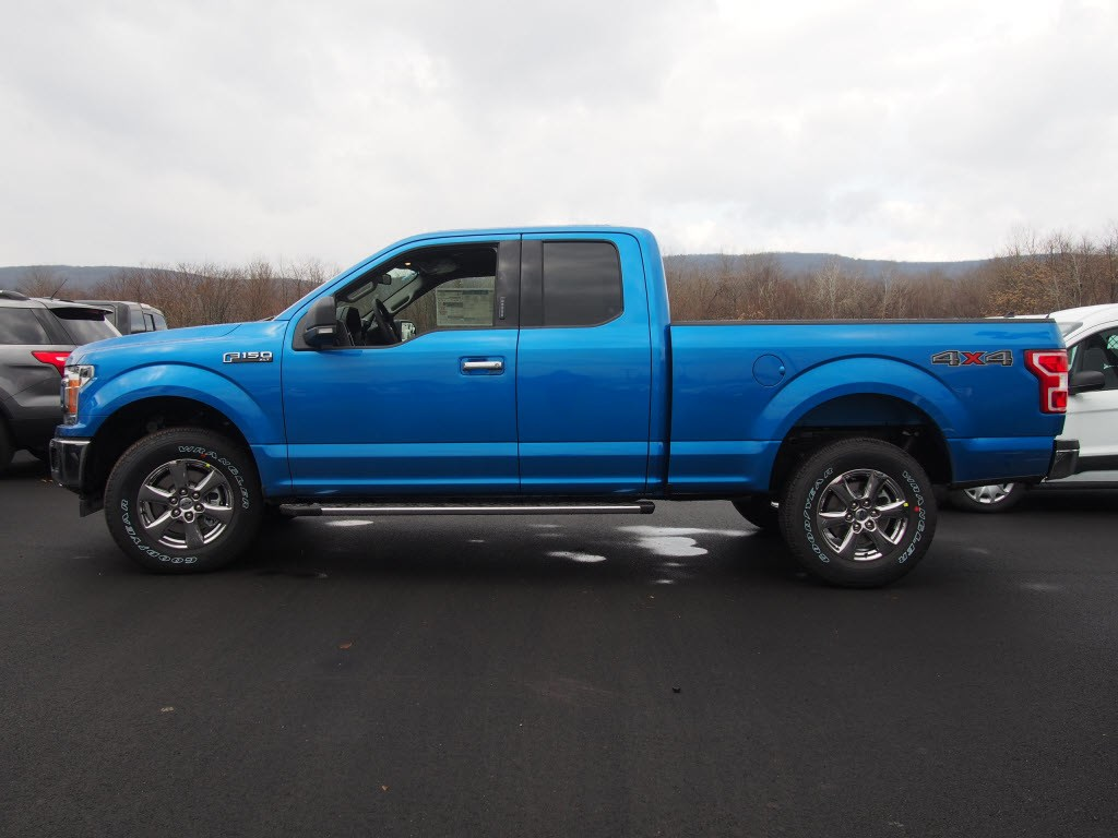2019 F-150 Super Cab 4x4,  Pickup #9905T - photo 6