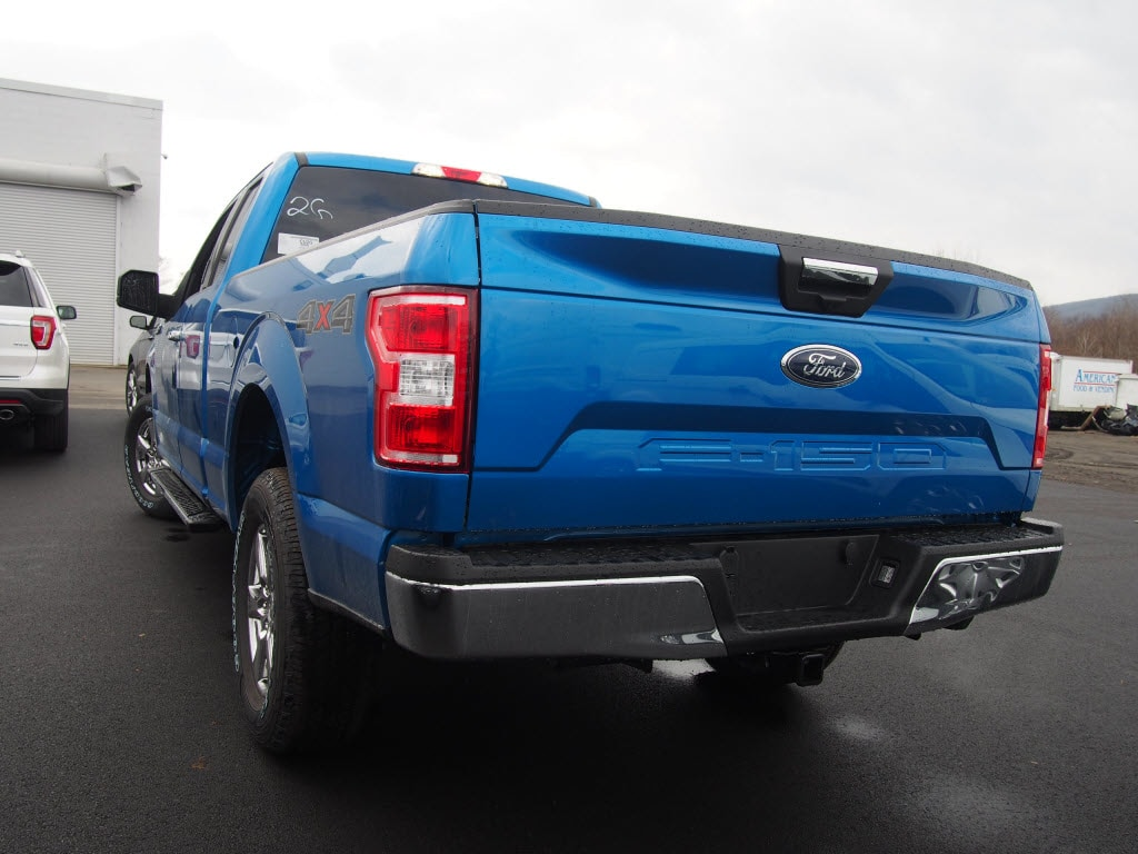 2019 F-150 Super Cab 4x4,  Pickup #9905T - photo 4