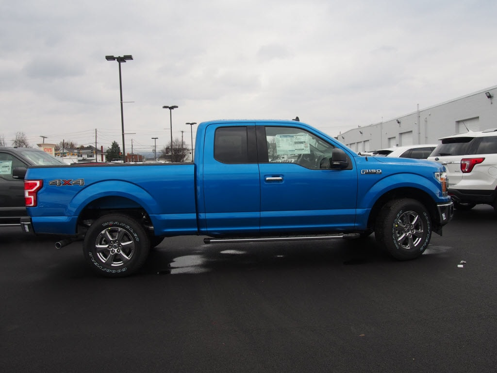 2019 F-150 Super Cab 4x4,  Pickup #9905T - photo 8