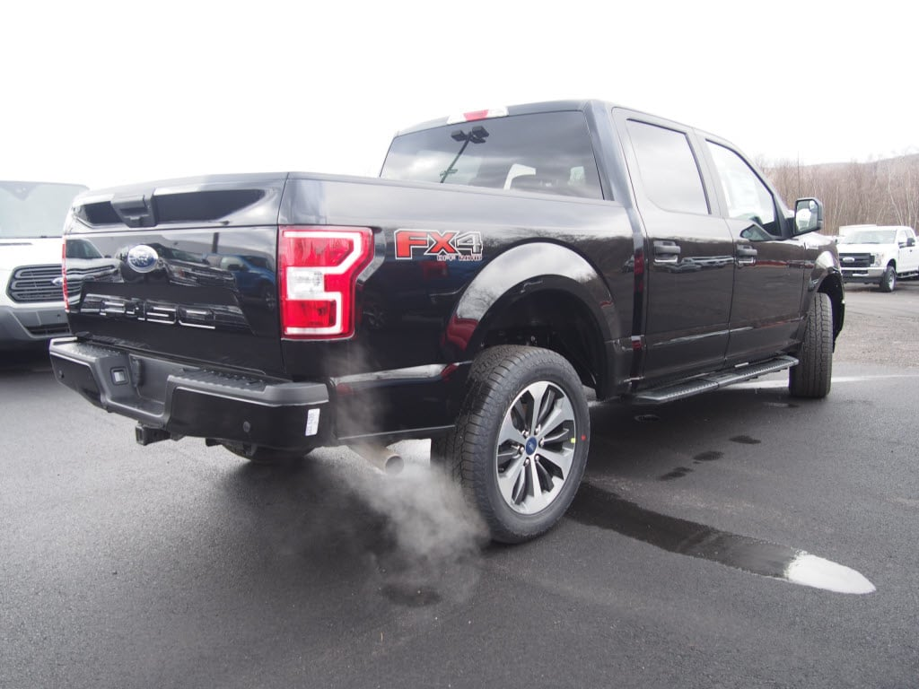 2019 F-150 SuperCrew Cab 4x4,  Pickup #9916T - photo 2