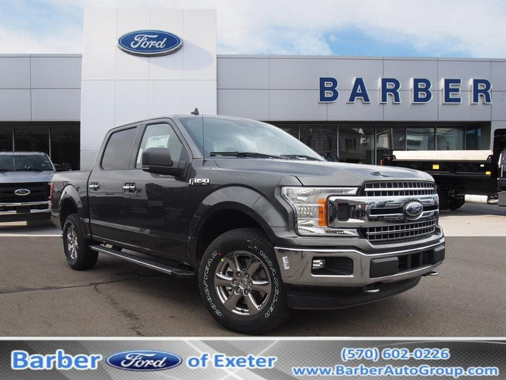 2019 F-150 SuperCrew Cab 4x4,  Pickup #9929T - photo 1