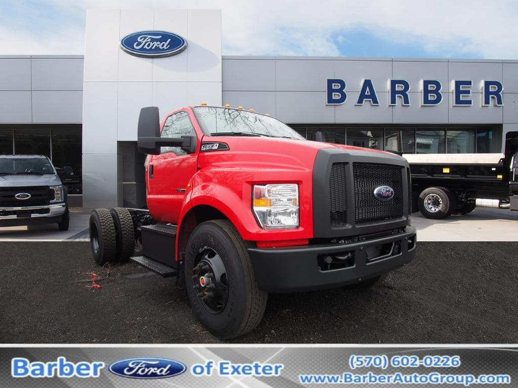 2019 F-650 Regular Cab DRW 4x2,  Cab Chassis #9936T - photo 1