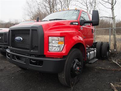 2019 F-650 Regular Cab DRW 4x2,  Cab Chassis #9936T - photo 3