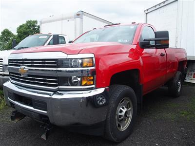 2015 Silverado 2500 Regular Cab 4x4,  Pickup #9938A - photo 1