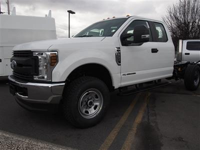 2019 F-350 Super Cab 4x4,  Cab Chassis #9944T - photo 6