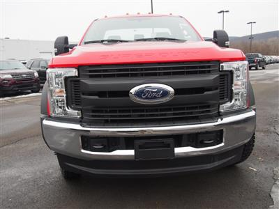 2019 F-550 Regular Cab DRW 4x4,  Cab Chassis #9987T - photo 3