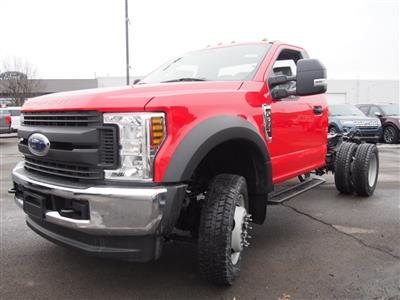 2019 F-550 Regular Cab DRW 4x4,  Cab Chassis #9987T - photo 4