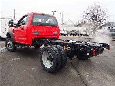2019 F-550 Regular Cab DRW 4x4,  Cab Chassis #9987T - photo 6