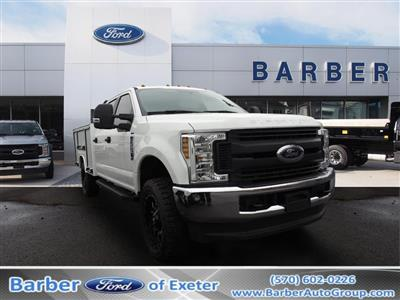 2019 F-250 Crew Cab 4x4, Service Body #9990T - photo 1